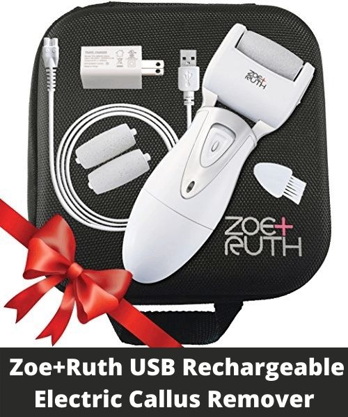 Zoe+Ruth USB Rechargeable Electric Callus Remover
